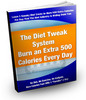 Thumbnail  Diet Tweak System - Burn Up to 500 Extra Calories a Day PLR