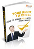 Thumbnail Your Right to Resell  - With Master Resell Rights