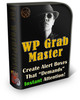 Thumbnail WP Grab Master - Wordpress Plugin with Master Resale Rights