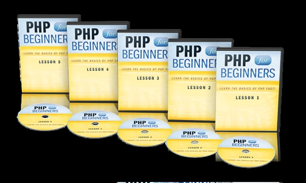 Product picture PHP For Beginners - Learn The Basics Of PHP