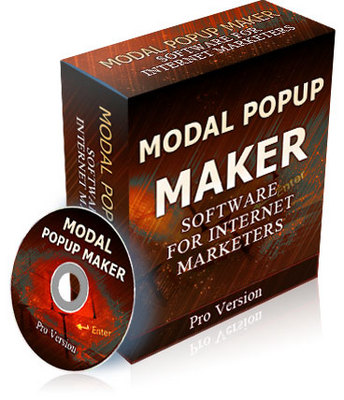 Product picture Modal Popup Maker - Create Unstoppable Pop-Ups