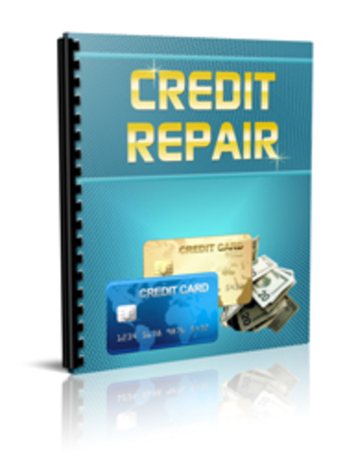Product picture Credit Repair Facts - MRR