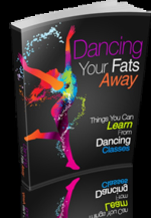 Product picture Dance Your Fat Away