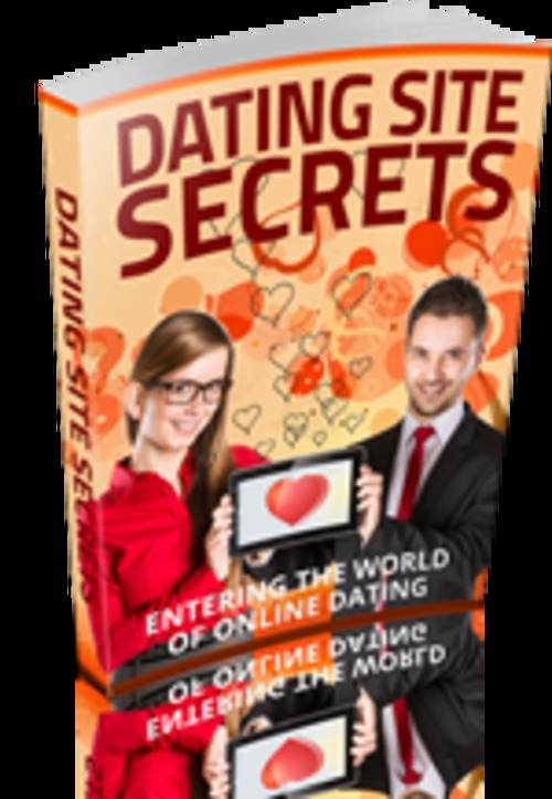 Product picture Dating Site Secrets - MRR