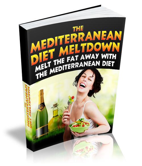 Product picture The Mediterranean Diet Meltdown