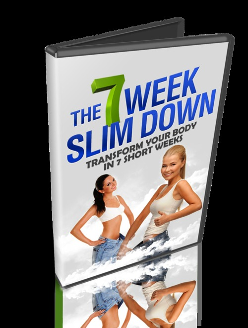 Product picture 7 Week Slim Down  - with master resell rights