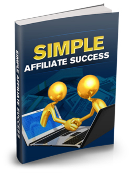 Product picture Simple Affiliate Success - with MRR