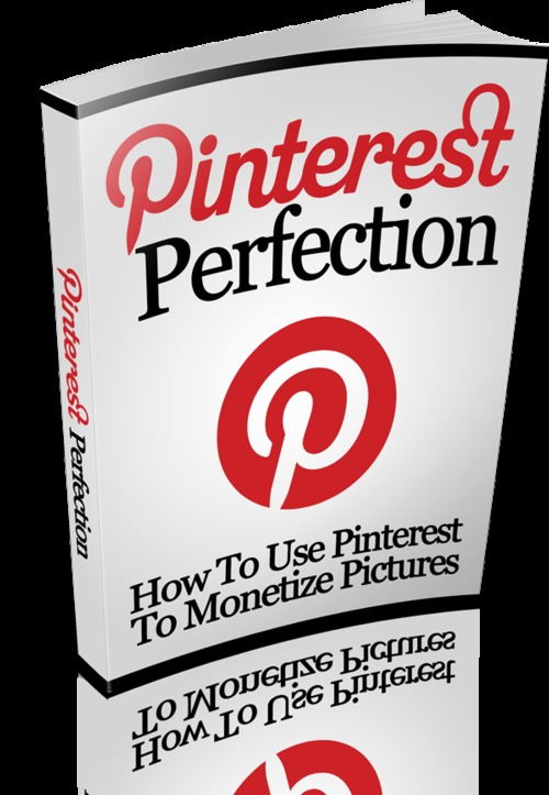 Product picture Pinterest Perfection - with MRR and giveaway rights