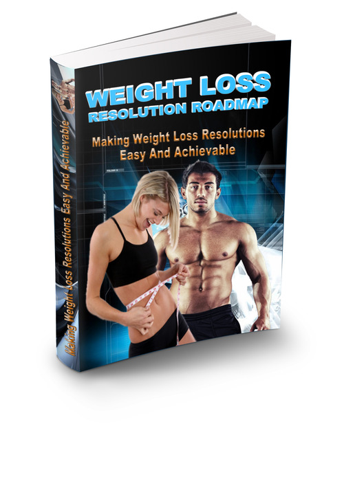 Product picture Weight Loss Resolution Roadmap - Master Resell Rights