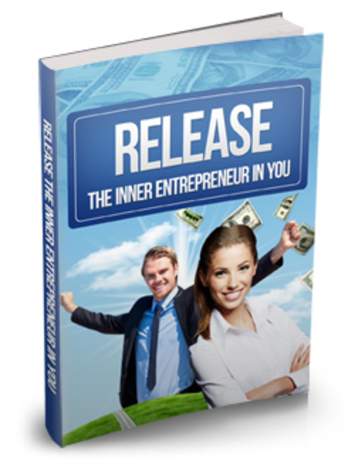 Product picture Release The Inner Entrepreneur In You - Master Resell Rights