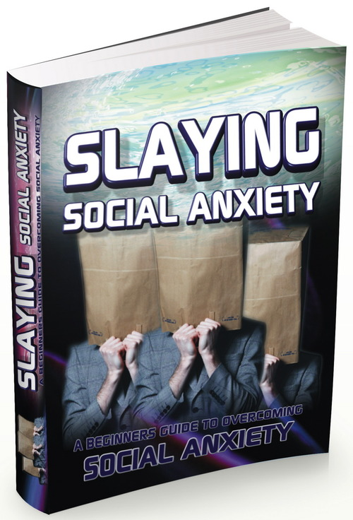 Product picture Slaying Social Anxiety  - Master Resell Rights