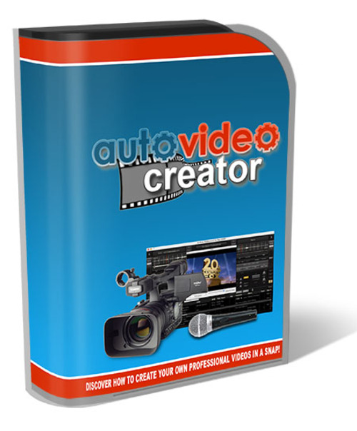 Product picture Auto Video Creator - Quickly Create Videos