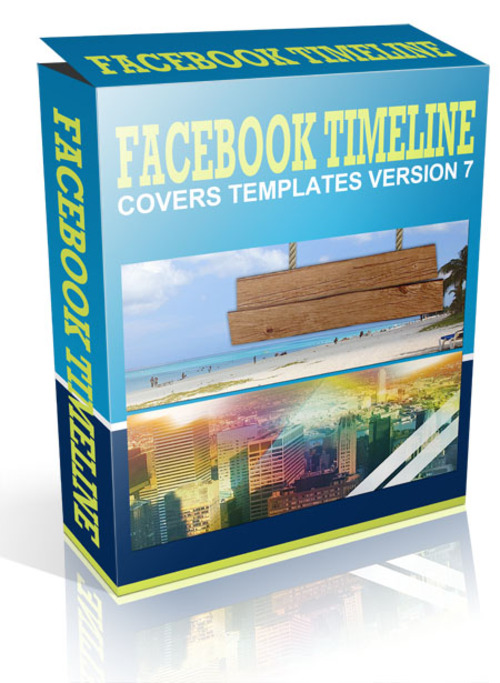 Product picture Business Facebook Timeline Cover  - Resell Rights