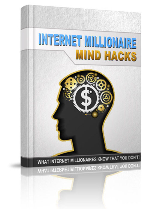 Product picture Internet Millionaire Mind Hacks