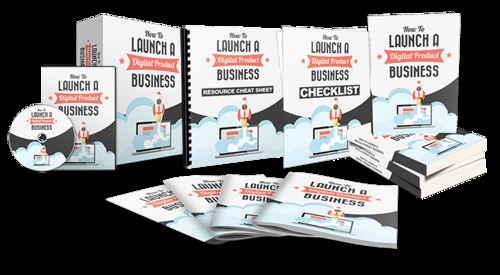Product picture How to Digital Product Business - Resell Rights