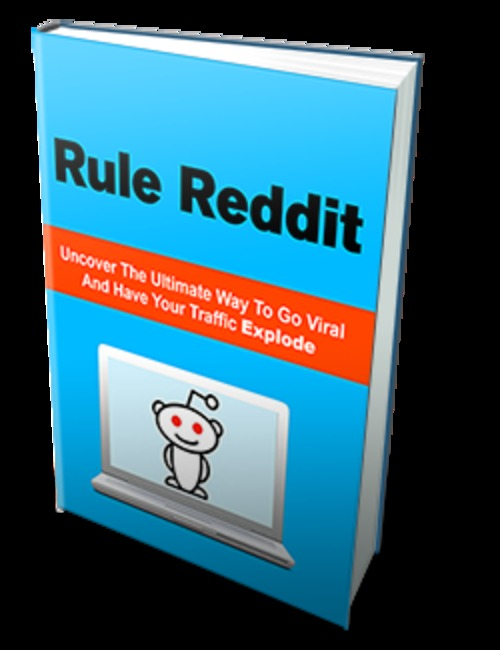 Product picture Rule Reddit Drive Unlimited Traffic To Your Site - MRR