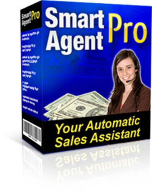 Product picture Smart Agent Pro - Your Own Automated Sales Assistant