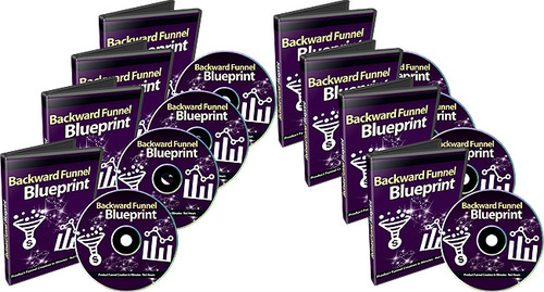 Product picture Backward Funnel Blueprint - with Resale Rights