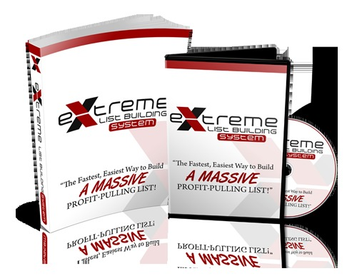Product picture Extreme List Building System